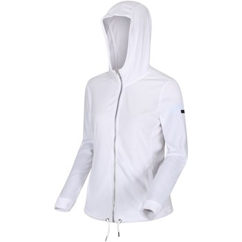 Clothing Women Jackets Regatta RANIELLE Fleece True Red White White