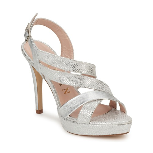 Shoes Women Sandals Marian MIGALU Silver