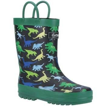 Shoes Boy Wellington boots Cotswold Sprinkle Childrens Wellingtons blue