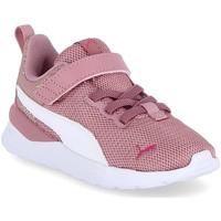 Shoes Children Low top trainers Puma Anzarun Lite Pink