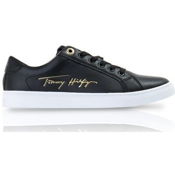 Shoes Women Low top trainers Tommy Hilfiger FW0FW05543BDS White, Black