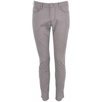 Clothing Men Slim jeans Armani 8N1J061D5PZ_0006charcoal grey