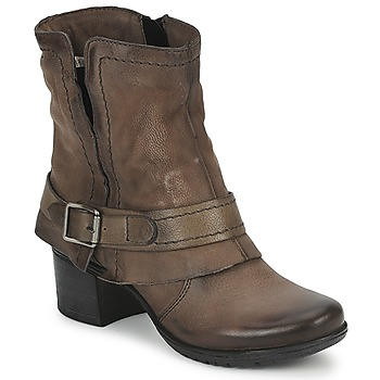 Shoes Women Ankle boots Mjus MADRIAL Taupe