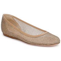 Shoes Women Flat shoes Sebastian GLIME Beige