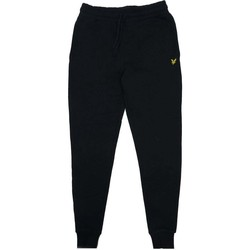 Clothing Men Tracksuit bottoms Lyle And Scott Vintage Skinny Sweat Pant black