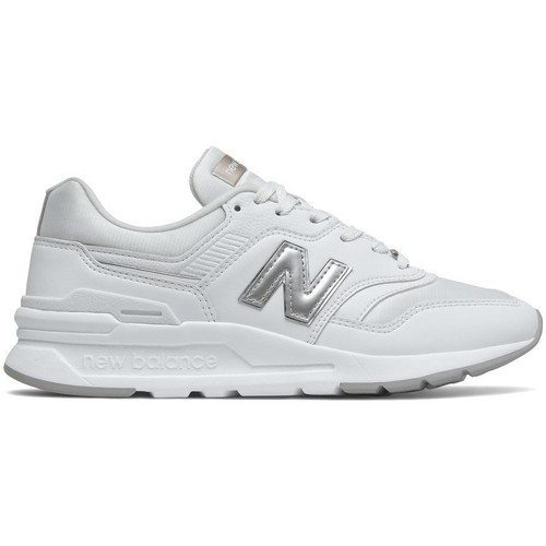 Shoes Women Low top trainers New Balance 997 White