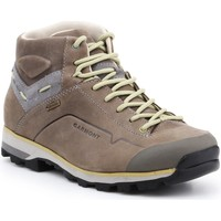 Shoes Women Walking shoes Garmont Germont Miguasha Nubuck GTX A.G. W 481249-612 brown, grey