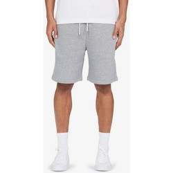 Clothing Men Shorts / Bermudas DC Shoes PANTALÓN CORTO FELPA HOMBRE ADYFB03047 Grey