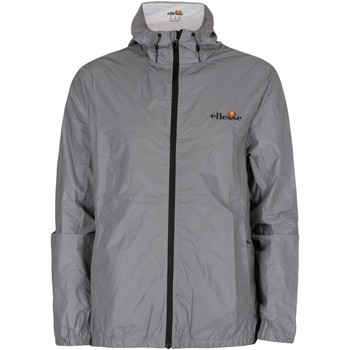 Clothing Men Jackets Ellesse Cesanet Jacket grey
