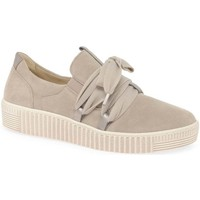 Shoes Women Low top trainers Gabor Waltz Womens Casual Trainers BEIGE