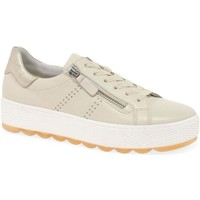 Shoes Women Low top trainers Gabor Quench Womens Casual Trainers BEIGE