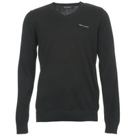 Clothing Men Jumpers Teddy Smith PULSER Black
