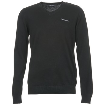 Teddy Smith  PULSER  mens Sweater in Black