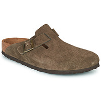 Shoes Clogs Birkenstock BOSTON Brown