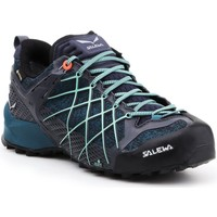 Shoes Women Walking shoes Salewa Trekking shoes  Wildfire GTX 63488-3838 navy , blue, black