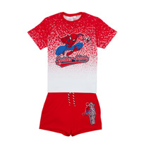 Clothing Boy Sets & Outfits TEAM HEROES  SPIDERMAN SET Multicolour