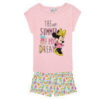 Clothing Girl Sets & Outfits TEAM HEROES  MINNIE SET Multicolour