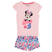 Clothing Girl Sets & Outfits TEAM HEROES  MINNIE SET Pink