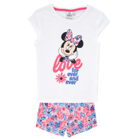 Clothing Girl Sets & Outfits TEAM HEROES  MINNIE SET White
