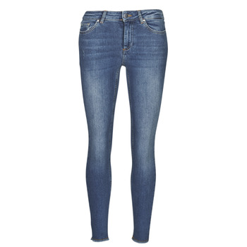 Clothing Women Slim jeans Only ONLBLUSH Blue / Dark