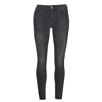 Clothing Women Slim jeans Only ONLBLUSH Black