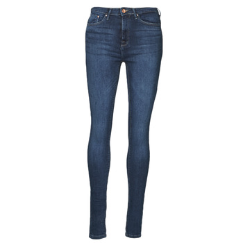 Clothing Women Slim jeans Only ONLPAOLA Blue / Dark