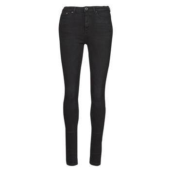 Clothing Women Slim jeans Only ONLPAOLA Black