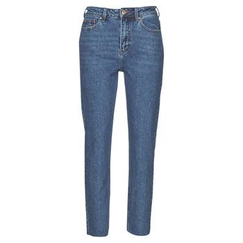 Clothing Women Slim jeans Only ONLEMILY Blue / Dark