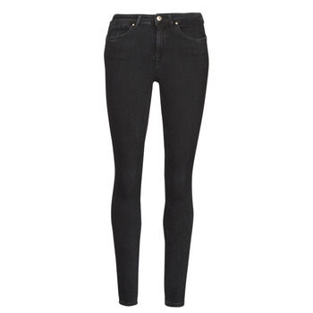 Clothing Women Slim jeans Only ONLPOWER Black