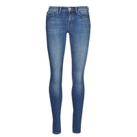 Clothing Women Slim jeans Only ONLSHAPE Blue / Medium