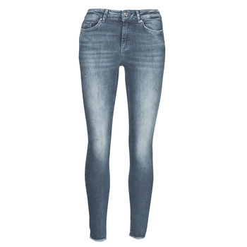 Clothing Women Slim jeans Only ONLBLUSH Blue / Grey