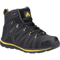 Shoes Mid boots Amblers Safety N6749A02-110 AS254 Black