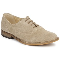 Shoes Girl Brogues Citrouille et Compagnie MOUTUNE Beige