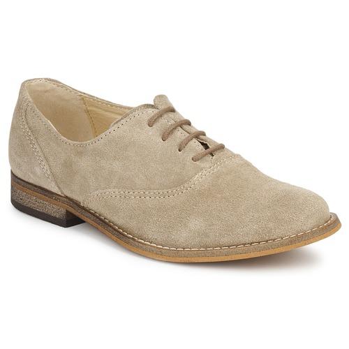 Shoes Girl Brogues Citrouille et Compagnie MOUTUNE Beige