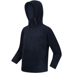 Clothing Children Fleeces Regatta KALINA Hooded Fleece Aruba Blue Blue Blue