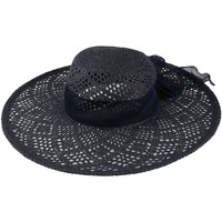 Clothes accessories Women Hats Regatta TAURA III Straw Hat Navy Blue Blue
