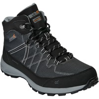 Shoes Men Boots Regatta SAMARIS LITE Walking Boots Black Dark Steel Black Black