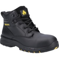 Shoes Women Safety shoes Amblers Safety AS605C Black
