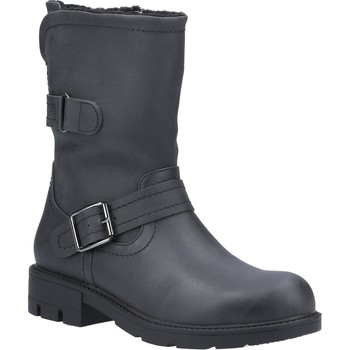 Shoes Women High boots Divaz Whitney Black