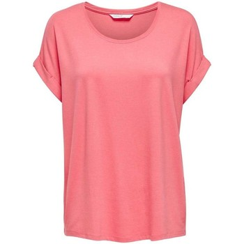 Clothing Women Tops / Blouses Only TOP  MOSTER 15106662 Pink