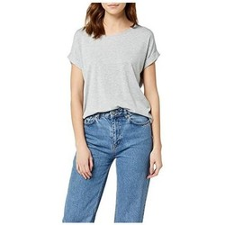 Clothing Women Tops / Blouses Only TOP  MOSTER 15106662 Grey