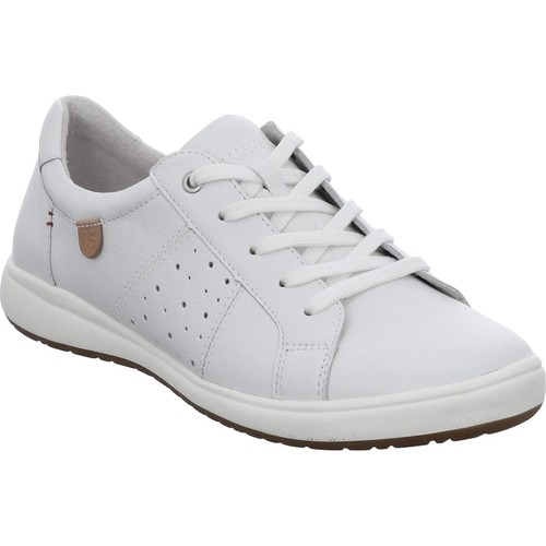 Shoes Women Low top trainers Josef Seibel 67701 133 000-370 Caren 01 White