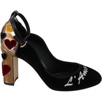Shoes Women Heels D&G