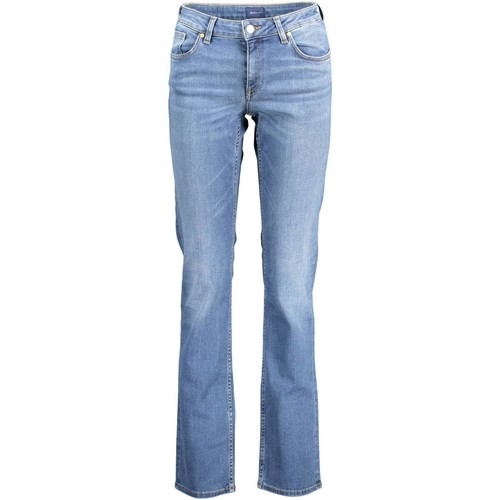 Clothing Women Bootcut jeans Gant