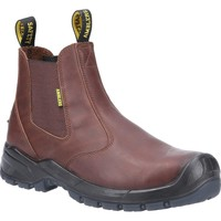 Shoes Mid boots Amblers Safety AS307C Brown