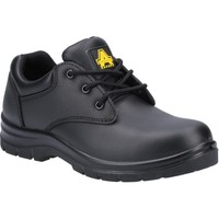 Shoes Derby Shoes Amblers Safety AS715C Black