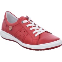 Shoes Women Low top trainers Josef Seibel 67701 133 400-420 Caren 01 Red