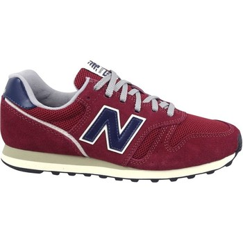 Shoes Men Low top trainers New Balance 373 Burgundy