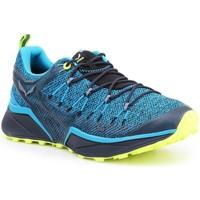 Shoes Men Walking shoes Salewa MS Dropline 61368-8376 blue