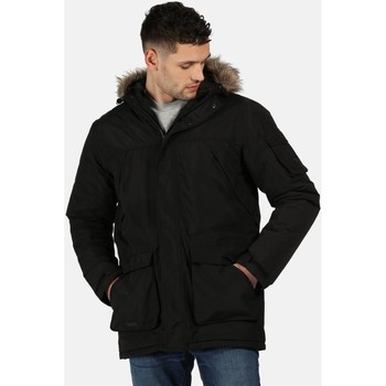 Clothing Men Coats Regatta SALINGER II Black